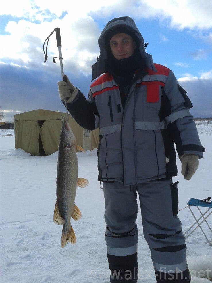 Рыбалка в матраево