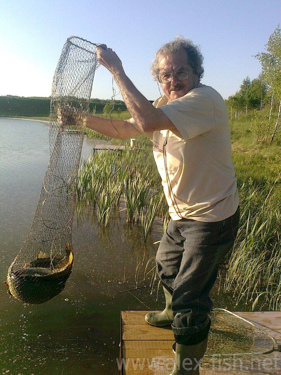 платная рыбалка с окунями