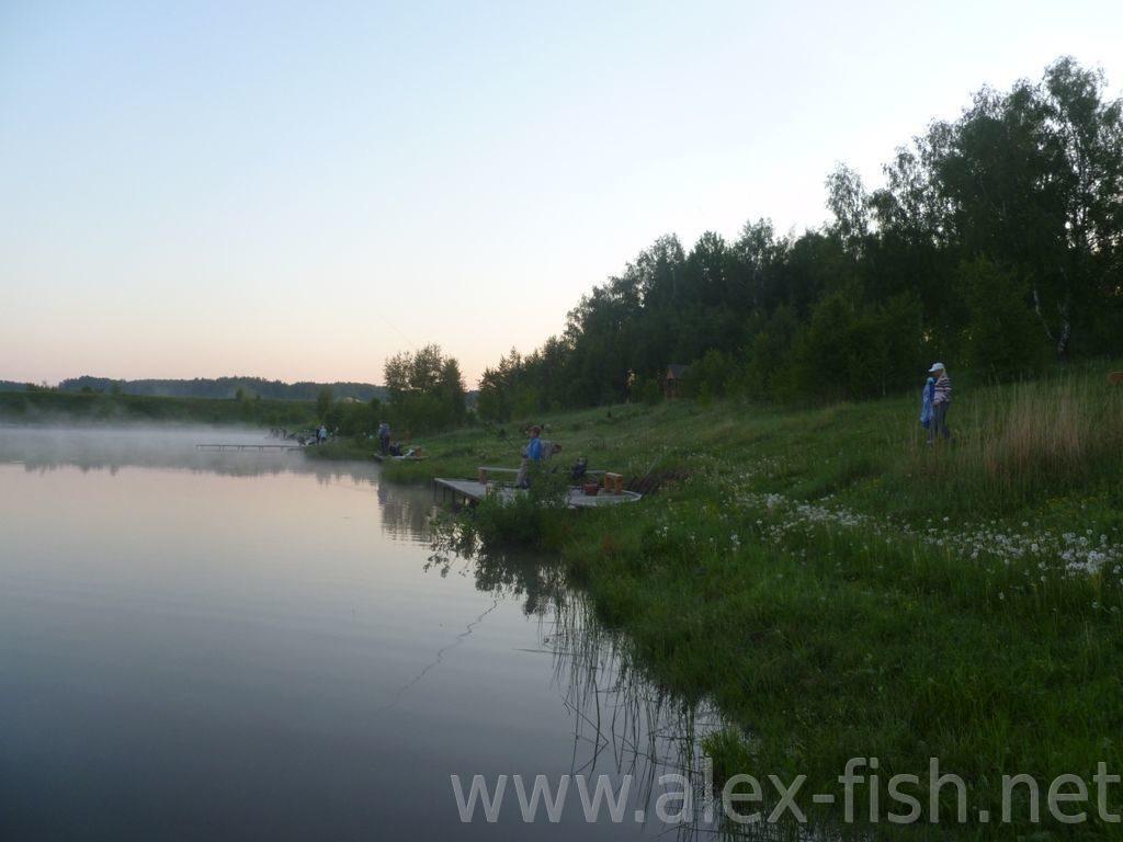 рыбалка в еганово фото