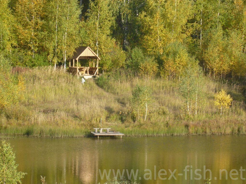 рыбалка в подмосковье с домиками цена