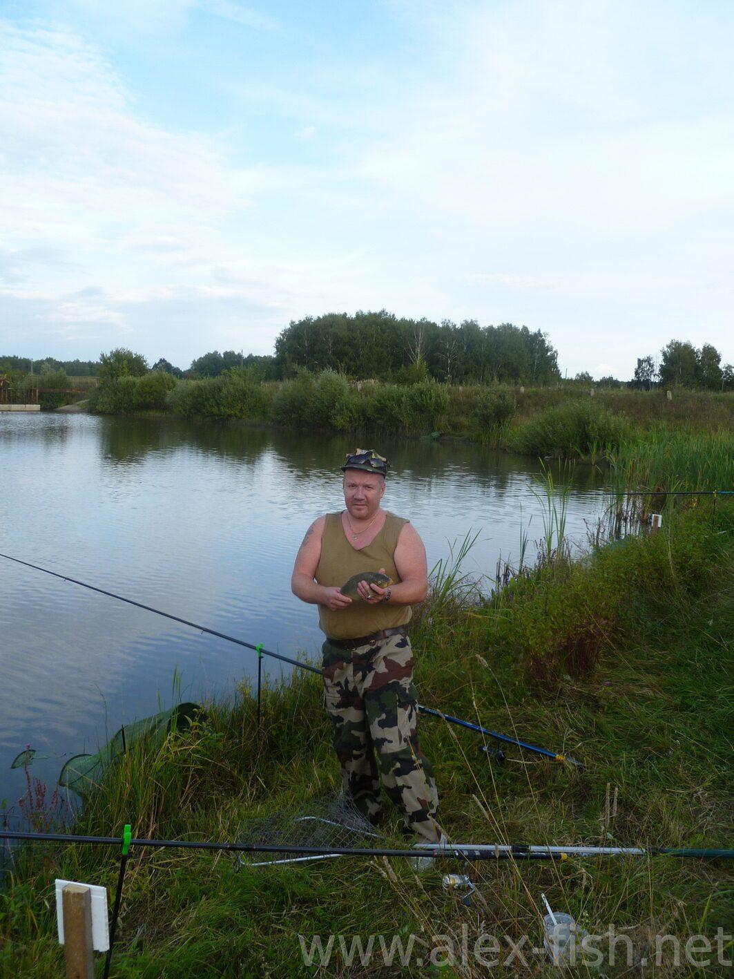 платная рыбалка поселок имени воровского