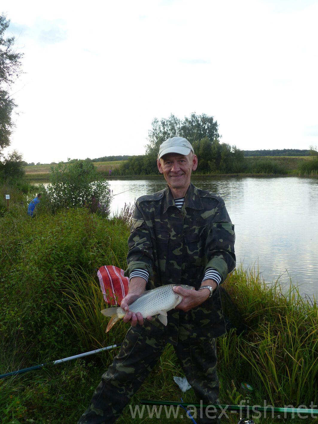 алешкин пруд платная рыбалка