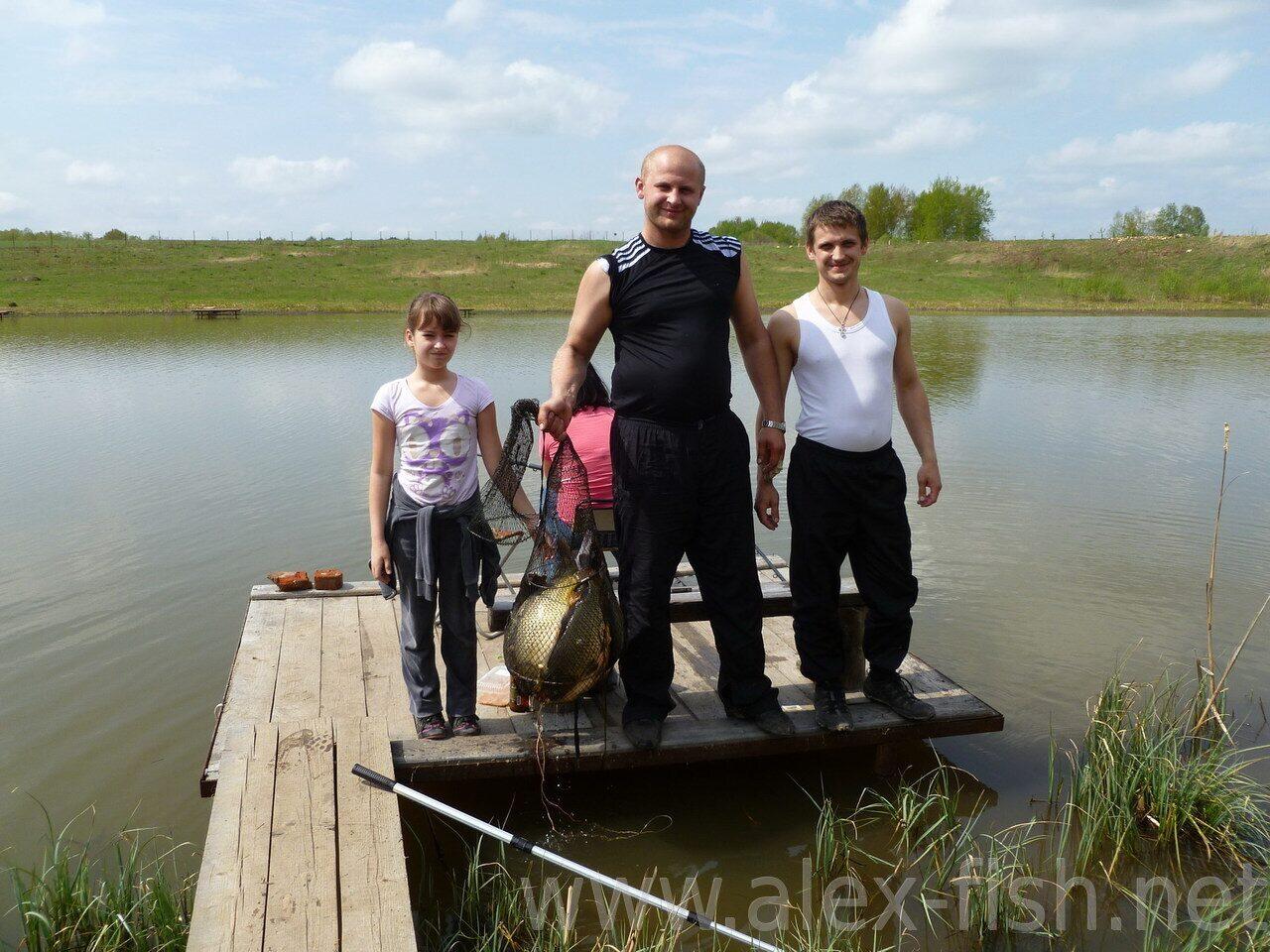 платные водоемы для рыбалки в тверской области