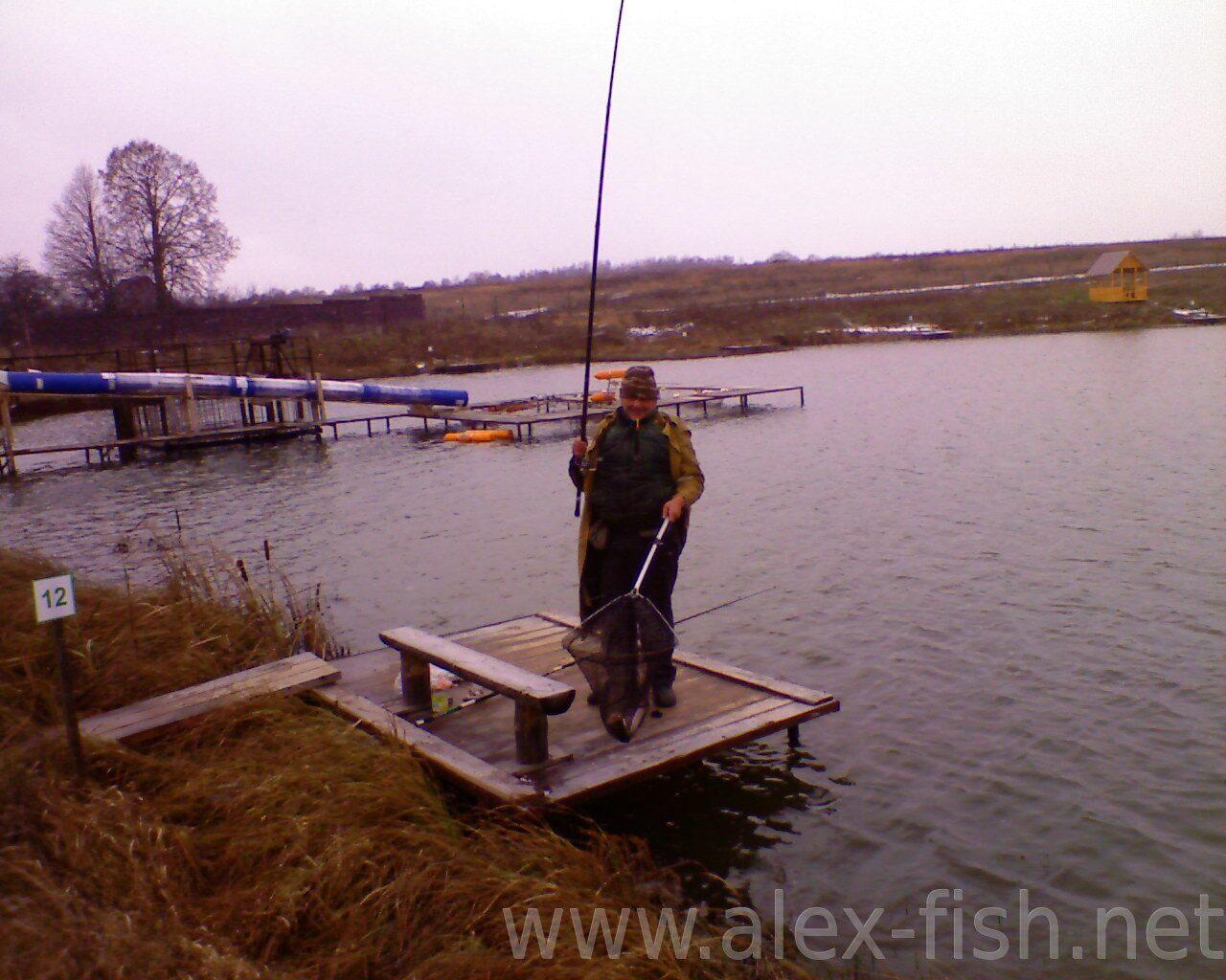 рыбалка в натухаевской