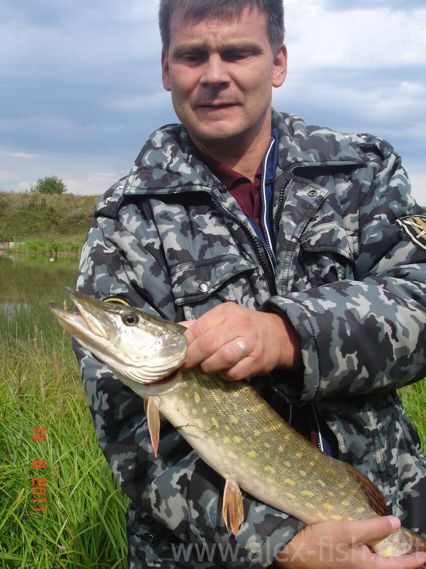 Рыбалка в пировском